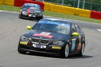 4H - Spa-Franchorchamps - BMW 325i