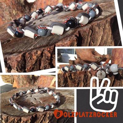 EM-Kette SPY / EM-Keramikketten / EM-Keramik Halsband gegen Zecken