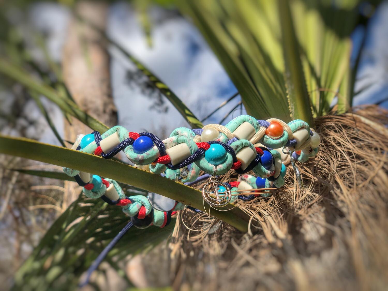 EM-Kette Cooper / EM-Keramikketten / EM-Keramik Halsband gegen Zecken