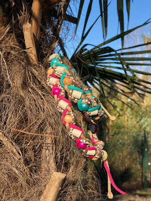 EM-Kette Natura / EM-Keramikketten / EM-Keramik Halsband gegen Zecken