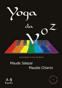 Livro YOGA DA VOZ