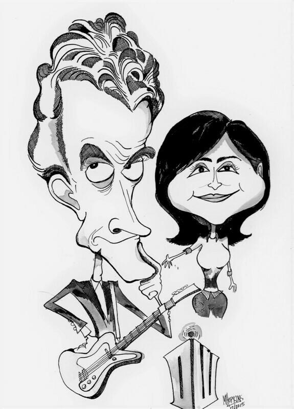 Doctor Who and Clara Original