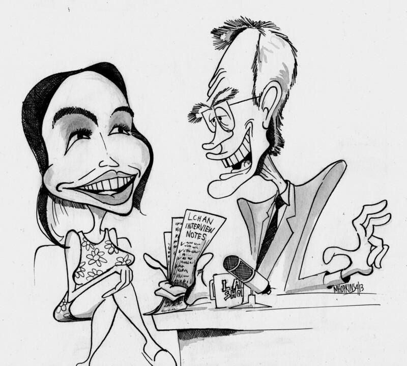 David & Lindsay Original