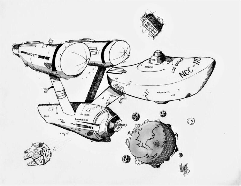 USS Enterprise Original