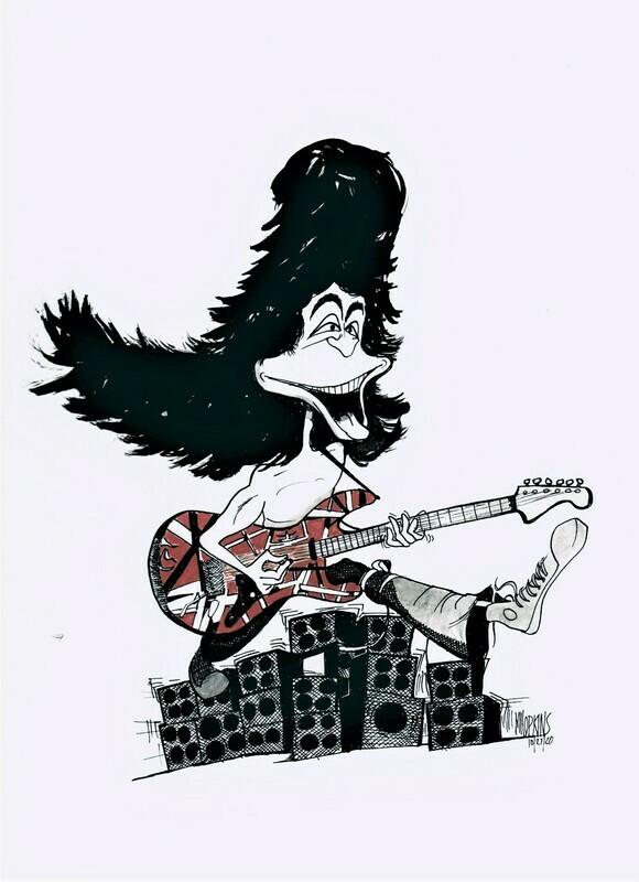 Eddie Van Halen Original