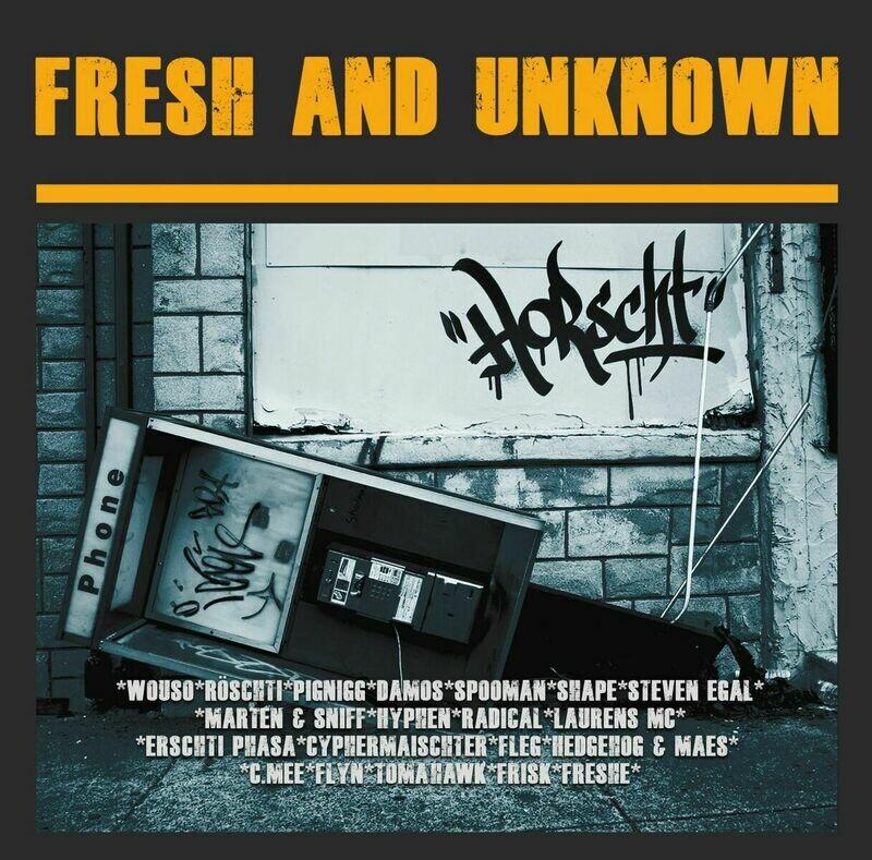 Horscht - Fresh and Unknown