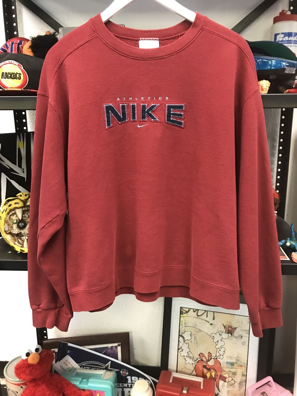 90s Athletic Nike Pull over Sz XL