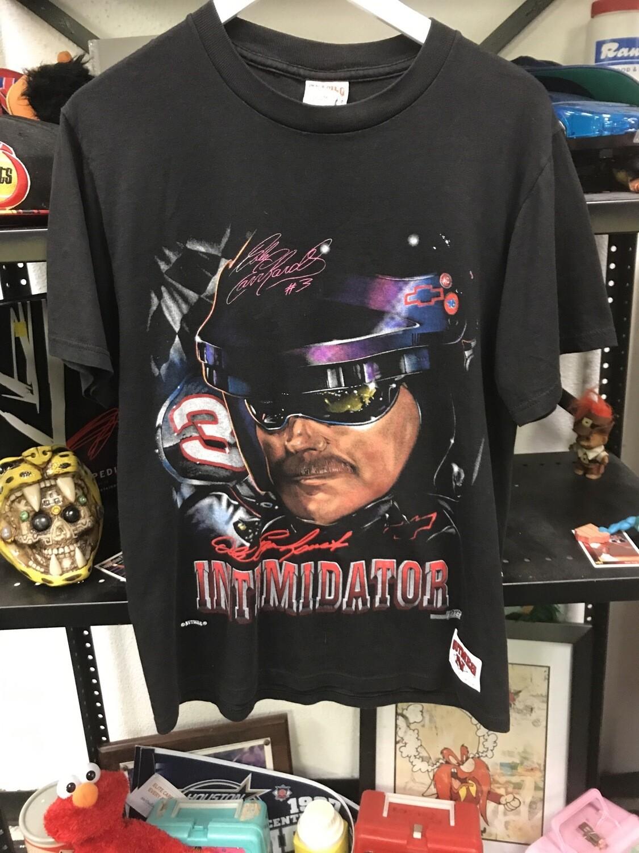 90s Intimidator Racing T shirt sz M