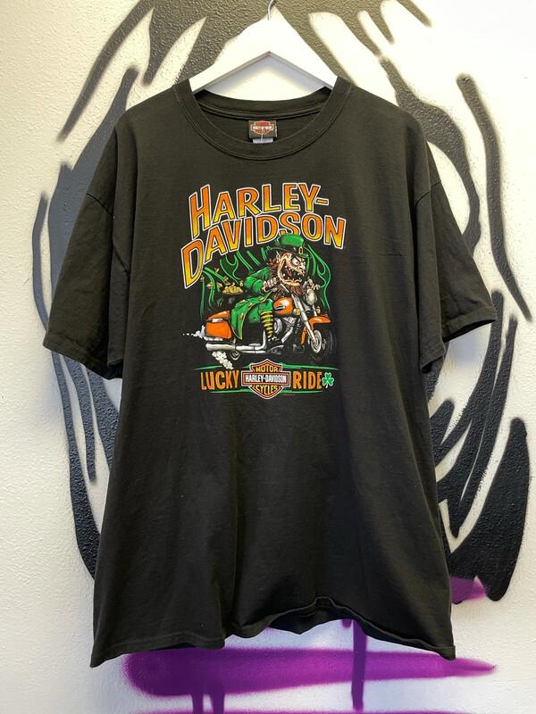 Harley Davison Lucky Ride Size 2XL