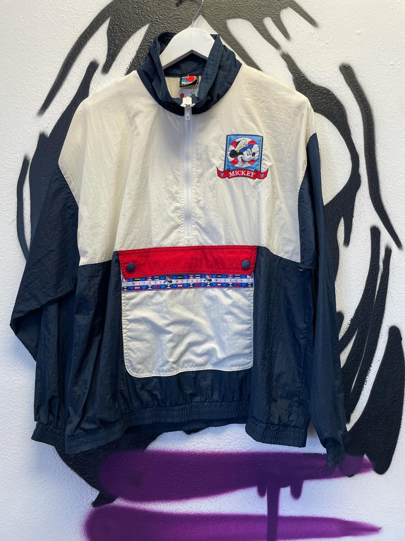 90s Mickey Windbreaker Size Medium