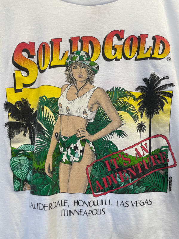"""1990s """"Solid Gold"""""""