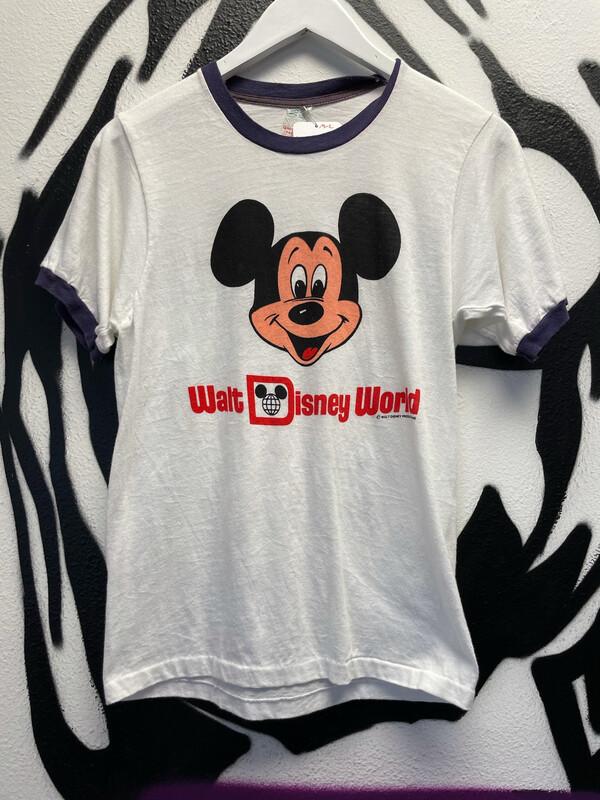 1980s Mickey Mouse Size Medium