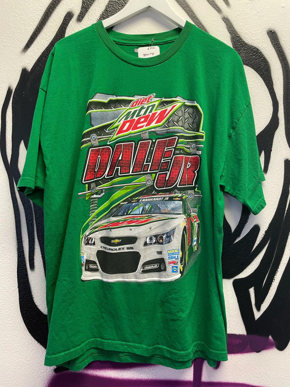 Dale JR RacIng Shirt Size XL