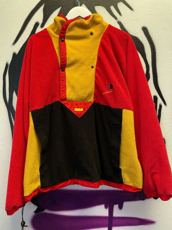 1990s The North Face Extreme Reversible Jacket Size Large