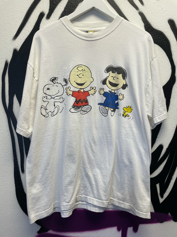 1990s Peanuts Size XL