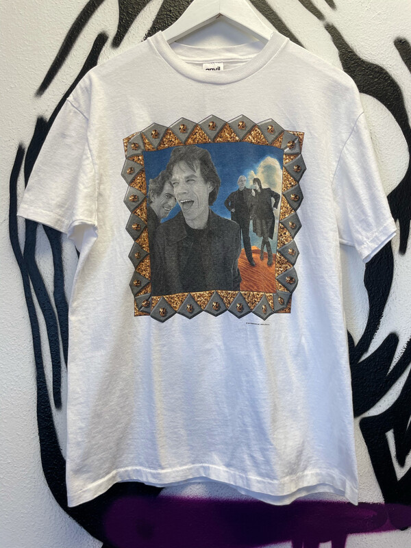 1997 Rolling Stones Size Large