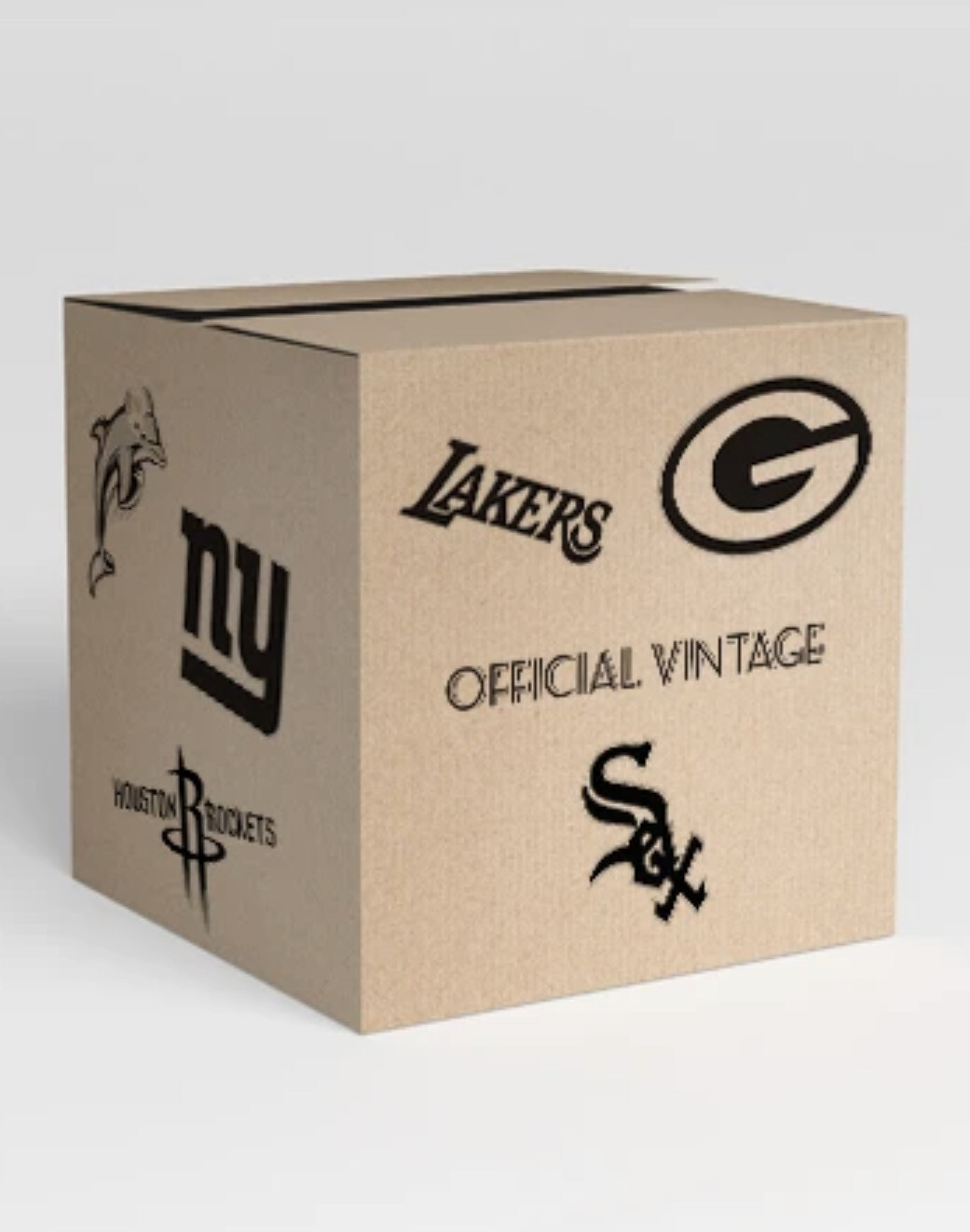 VINTAGE SPORTS MYSTERY PACK!