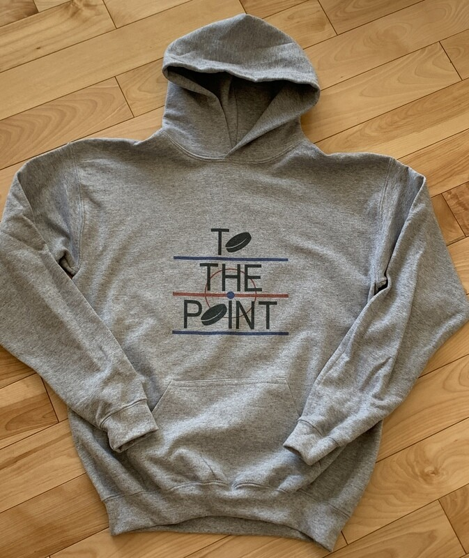 Youth Hoodie - To the Point