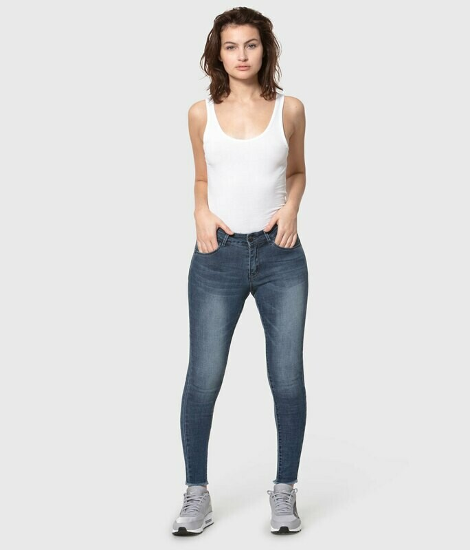 Lola Jeans ALEXA-DAN distressed antique blue