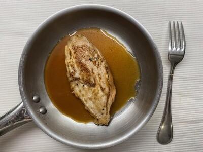 Filet de poulet français au laquage Yakitori
