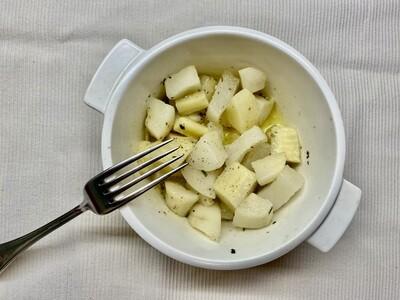 Légumes oubliés fondants