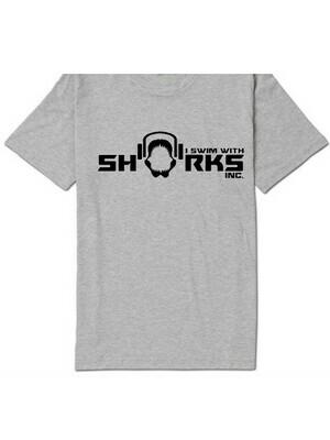 I Swim with Sharks T-Shirt
