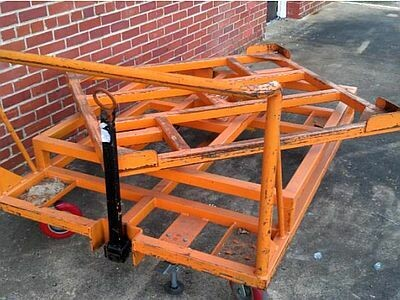 Pallet Turntable Cart