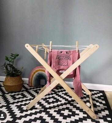 Wooden Children's Clothes Maiden