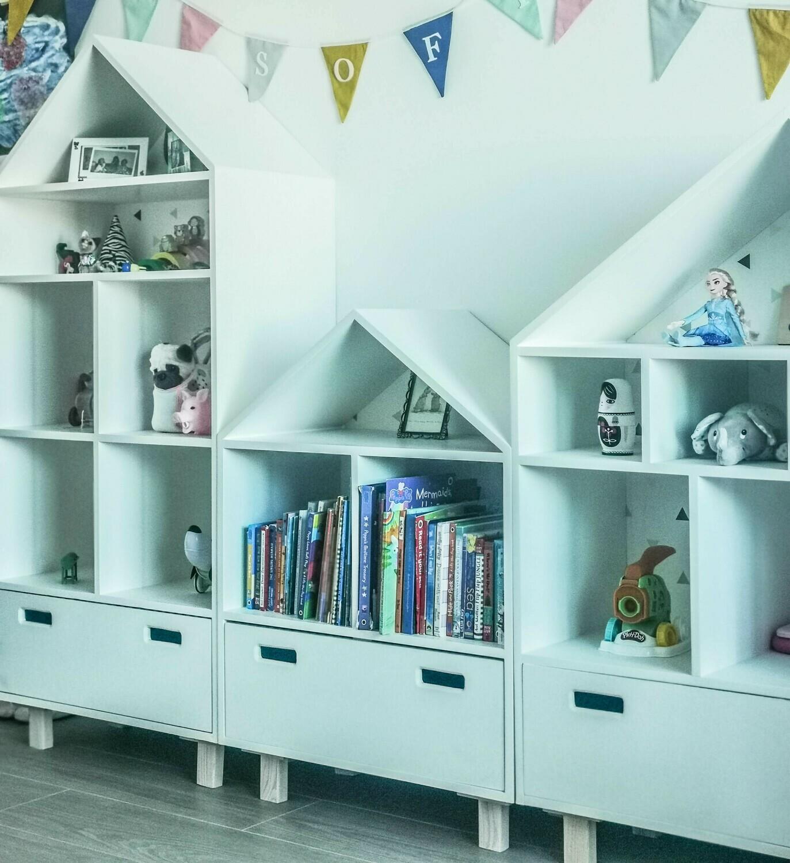 Lucy: Dolls House/Storage unit