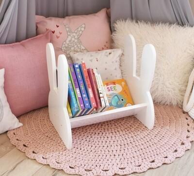 Bunny Book Storage
