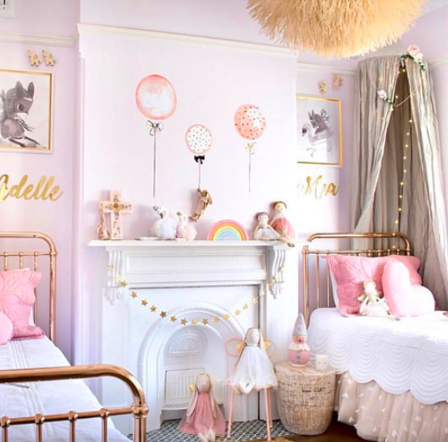 Balloon Wall Stickers/Decals