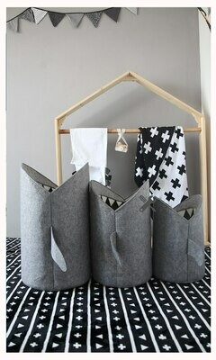Shark Storage for Baby's Clothing & Toys