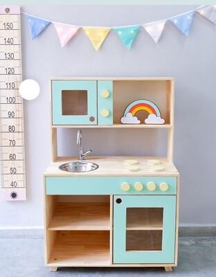 The Pastel Kitchen