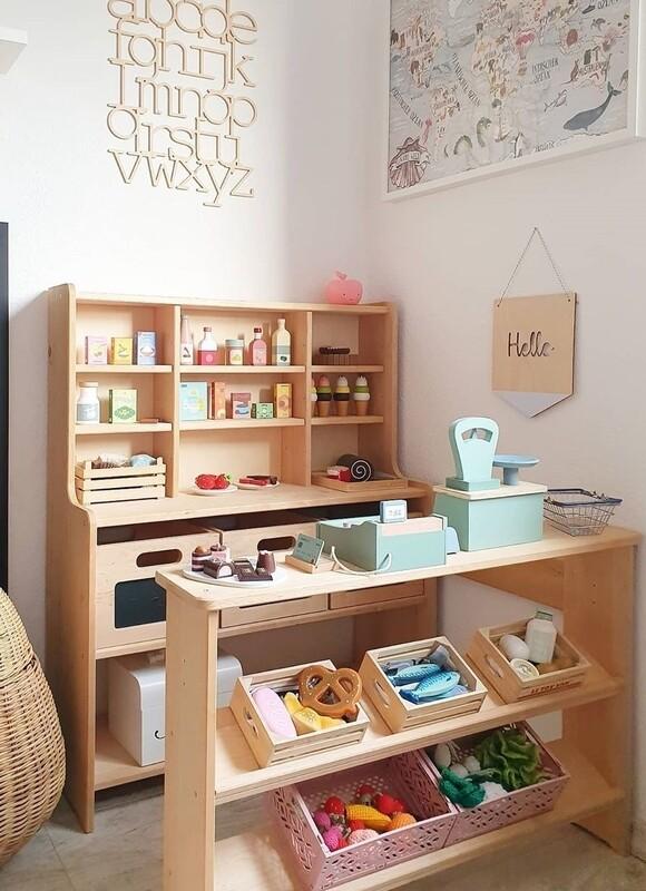 Walk-in Modern Shop/Market