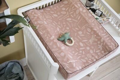 Changing Pillow - Wildlife Sunset Pink