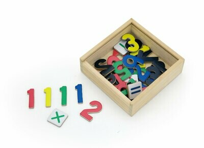 Magnetic Numbers (37pcs)