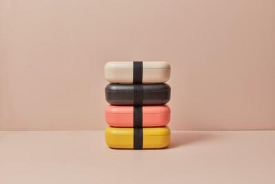 Go Bento Lunch Box & Snack Box Replacement Strap - Black