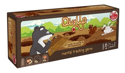 Dig Up Board Game