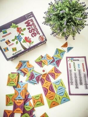 Grammarwize - Board Game