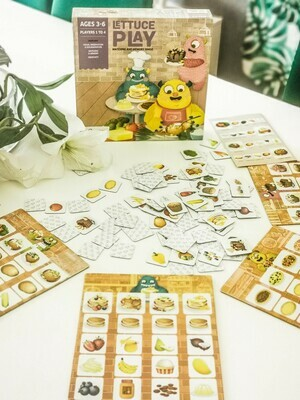 Lettuce Play - Board Game