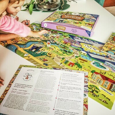 Storyville Story Board - Board Game
