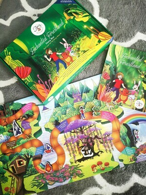 Enchanted Forest Story Box - Board Game