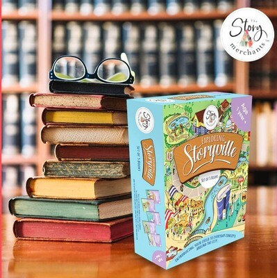 Storyville - Set of 5 Books
