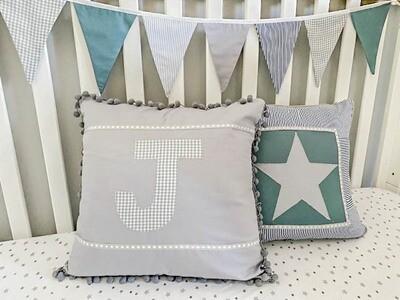 Handmade Personalised Cushions