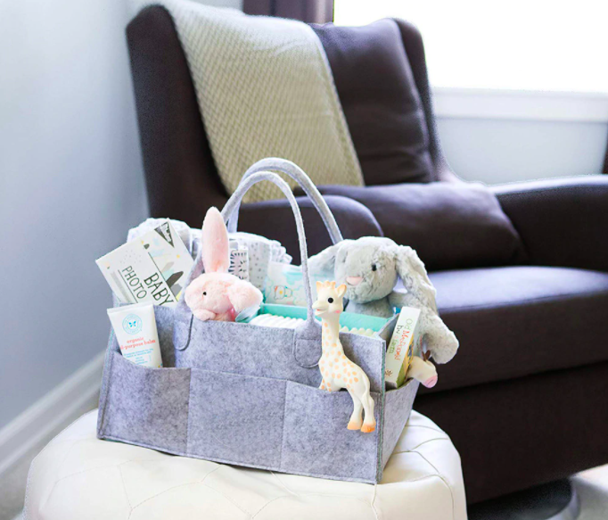 Baby Diaper Caddy Organizer Portable Holder and Bag