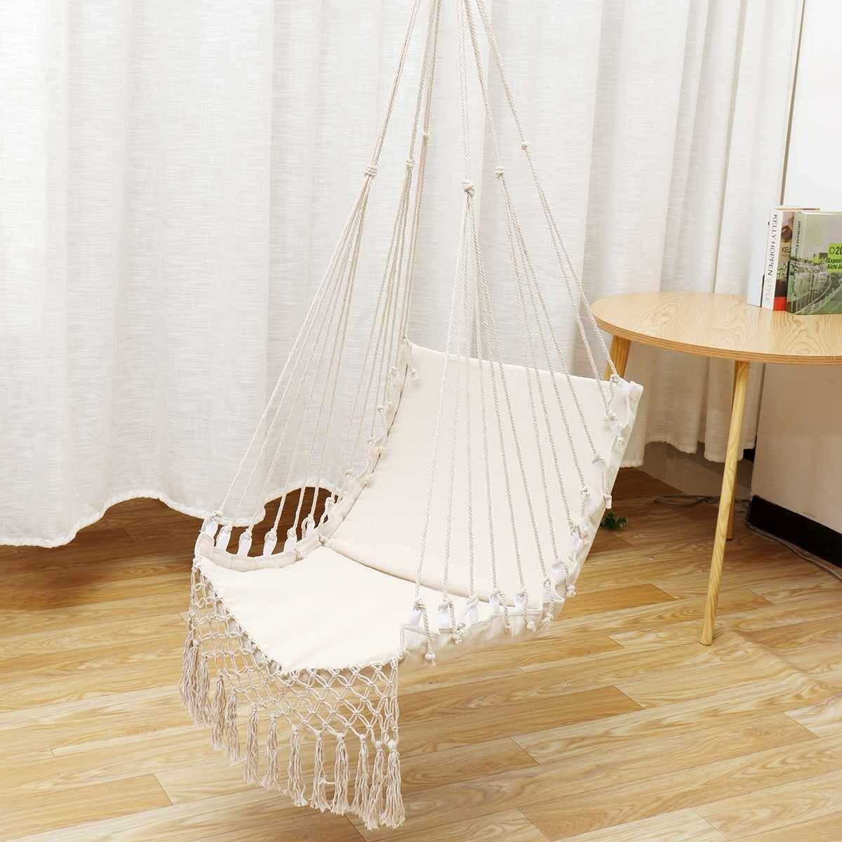 Nordic Style Hammock Swing