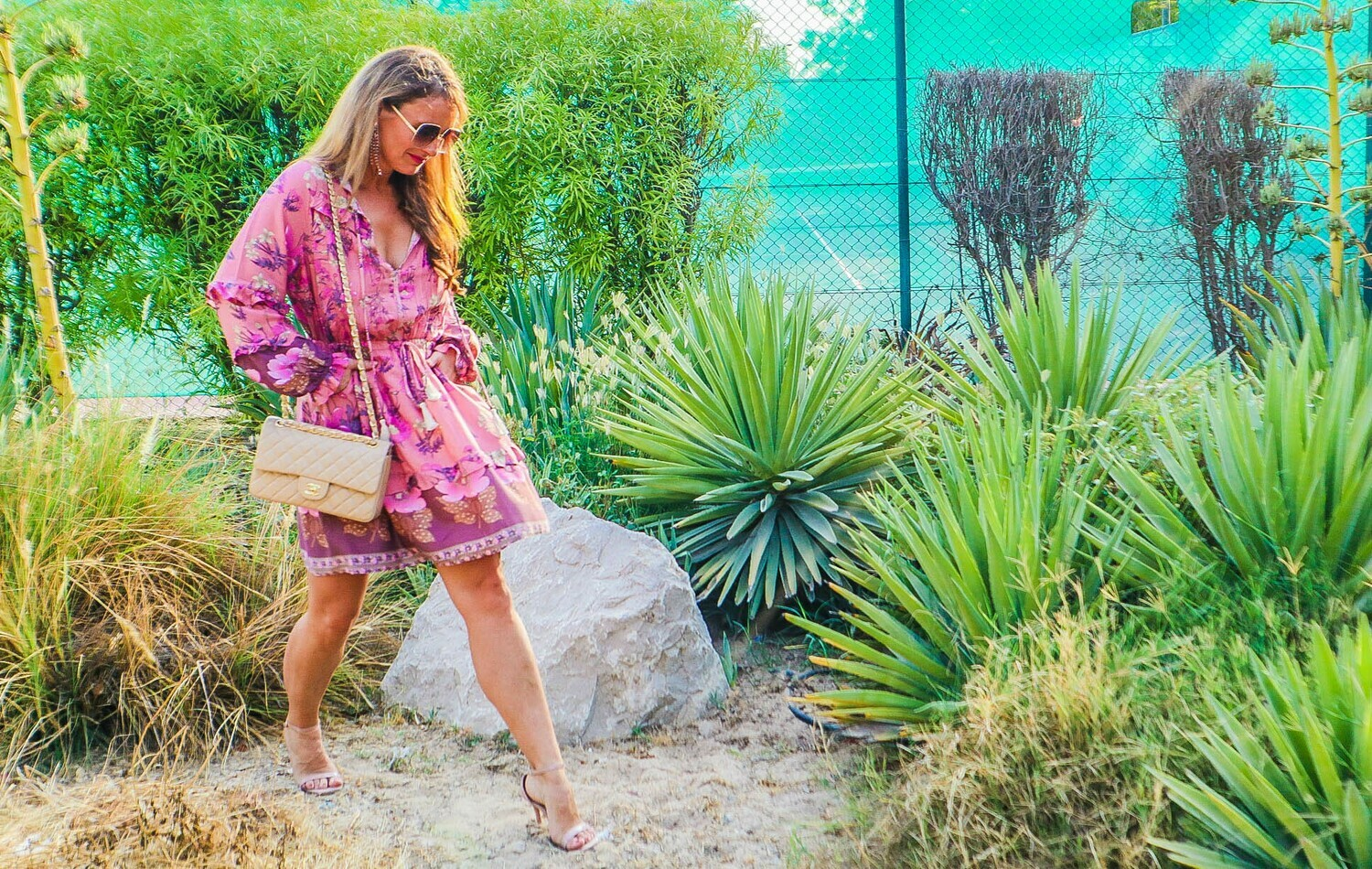 The Mexican: Pink Mini Dress