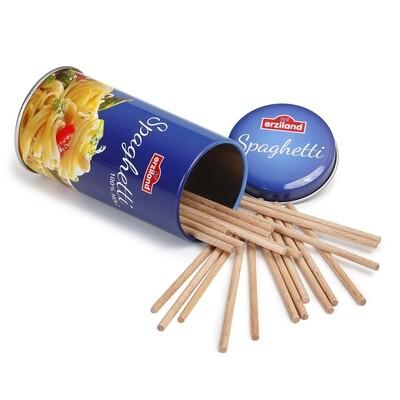Spaghetti in a Tin