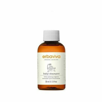 Travel Baby Shampoo 58ml