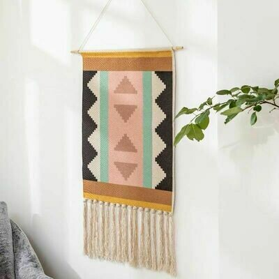Jude Nordic Wall Hanging Cotton Tapestry